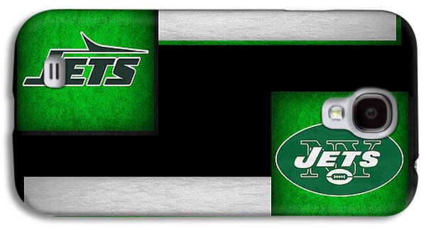 Jets Galaxy S4 Cases - New York Jets Galaxy S4 Case by Joe Hamilton