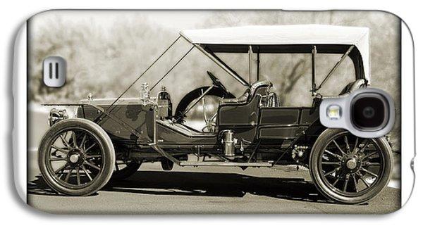 1907 Galaxy S4 Cases - 1907 Panhard et Levassor Galaxy S4 Case by Jill Reger