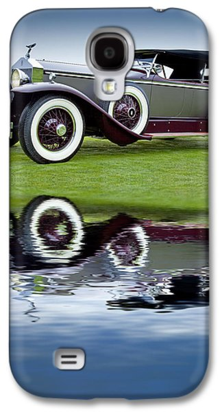 Robert Jensen Galaxy S4 Cases - 1929 Rolls Royce Galaxy S4 Case by Robert Jensen