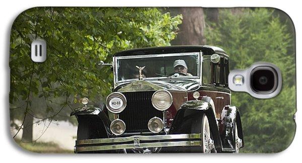 Elegance Photographs Galaxy S4 Cases - 1931 Rolls-Royce Phantom I Brewster St. Andrews Galaxy S4 Case by Jill Reger