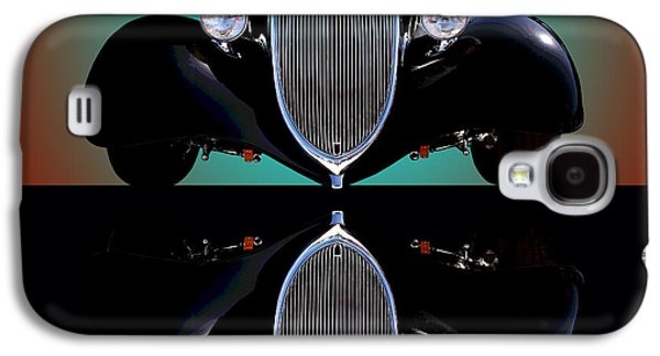 Transportation Photographs Galaxy S4 Cases - 1934 Ford Phaeton Convertible Galaxy S4 Case by Jim Carrell