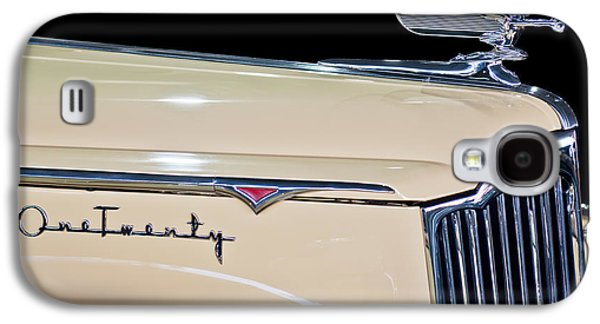 Collector Hood Ornament Galaxy S4 Cases - 1941 Packard Hood Ornament Galaxy S4 Case by Jill Reger