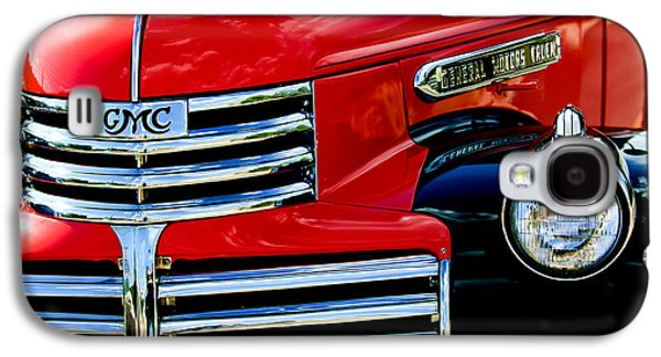 Automobiles Photographs Galaxy S4 Cases - 1942 GMC  Pickup Truck Galaxy S4 Case by Jill Reger