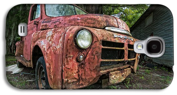 Hdr Galaxy S4 Cases - 1948 Dodge pickup Galaxy S4 Case by Andy Crawford
