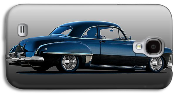 Slam Galaxy S4 Cases - 1949 Oldsmobile Rocket 88 Galaxy S4 Case by Dave Koontz