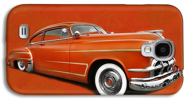 Robert Jensen Galaxy S4 Cases - 1950 Pontiac Galaxy S4 Case by Robert Jensen
