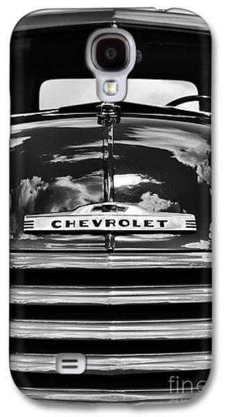 1951 Chevrolet Pickup Monochrome Galaxy S4 Case by Tim Gainey
