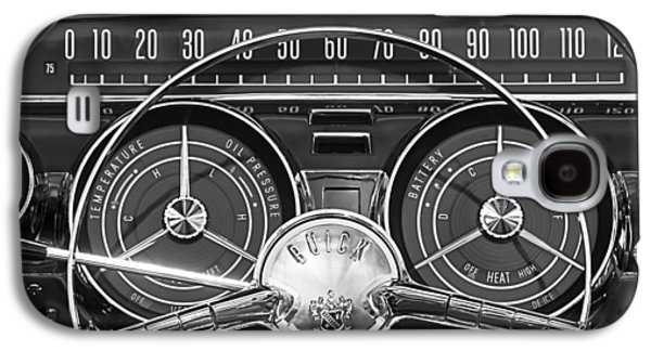 1959 Buick Lasabre Steering Wheel Galaxy S4 Case by Jill Reger
