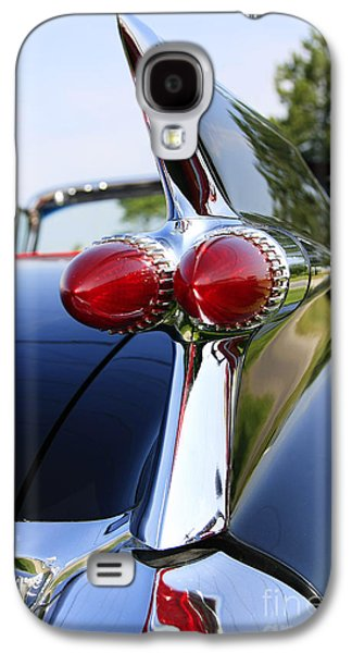 Antique Automobiles Galaxy S4 Cases - 1959 Cadillac Galaxy S4 Case by Dennis Hedberg