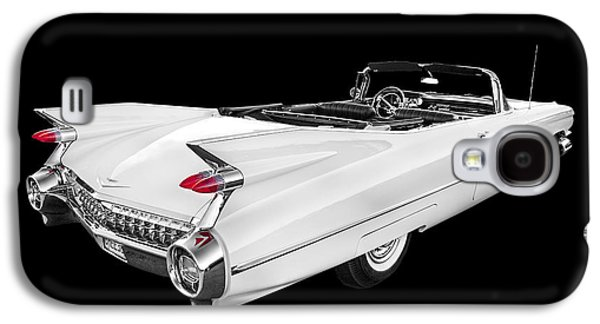Robert Jensen Galaxy S4 Cases - 1959 Cadillac Galaxy S4 Case by Robert Jensen