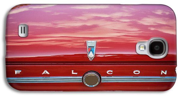 1963 Ford Galaxy S4 Cases - 1963 Ford Falcon Sprint Convertible   Galaxy S4 Case by Rich Franco