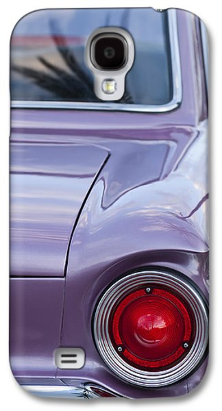 1963 Ford Galaxy S4 Cases - 1963 Ford Falcon Tail Light Galaxy S4 Case by Jill Reger