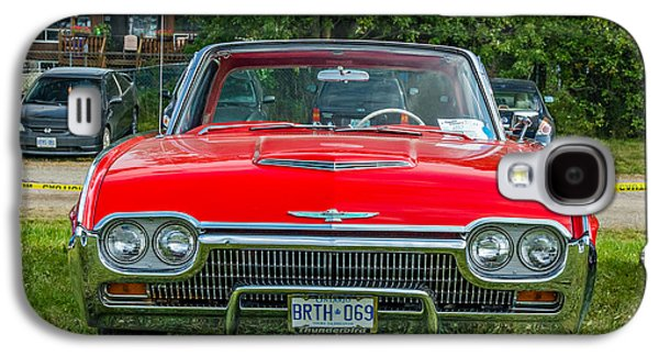 1963 Ford Galaxy S4 Cases - 1963 Ford Thunderbird Galaxy S4 Case by Steve Harrington