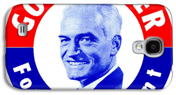 Libertarian Party Galaxy S4 Cases - 1964 Goldwater for President Galaxy S4 Case by Historic Image