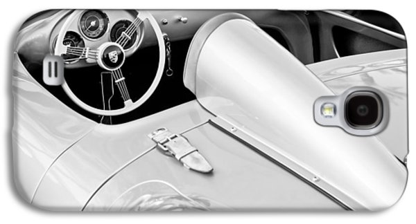 Imagery Galaxy S4 Cases - 1955 Porsche Spyder Galaxy S4 Case by Jill Reger