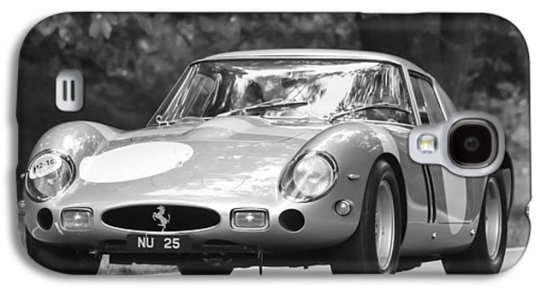 Transportation Photographs Galaxy S4 Cases - 1963 Ferrari 250 Gto Scaglietti Berlinetta Galaxy S4 Case by Jill Reger