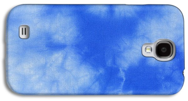 Light Tapestries - Textiles Galaxy S4 Cases - Abstract Batik pattern Galaxy S4 Case by Kerstin Ivarsson