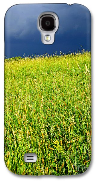 Summer Storm Galaxy S4 Cases - Approaching Storm Galaxy S4 Case by Thomas R Fletcher