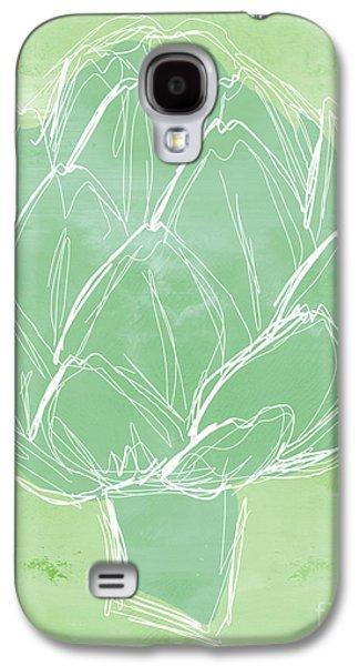 Artichoke Galaxy S4 Case by Linda Woods