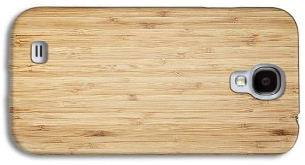 Flooring Galaxy S4 Cases - Bamboo Galaxy S4 Case by Les Cunliffe