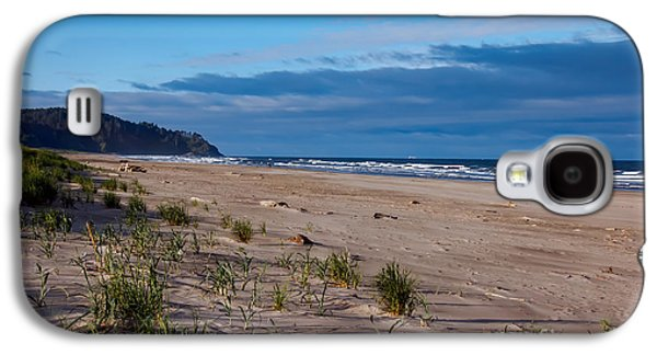 Seacape Galaxy S4 Cases - Beach View Galaxy S4 Case by Robert Bales