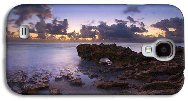 Waterscape Galaxy S4 Cases - Before Dawn Galaxy S4 Case by Debra and Dave Vanderlaan