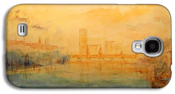 Deutschland Galaxy S4 Cases - Berlin Galaxy S4 Case by Juan  Bosco