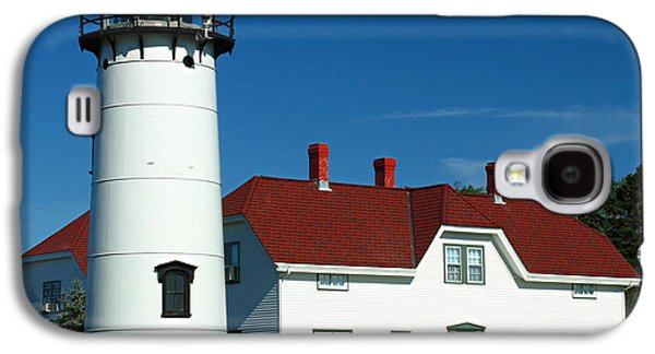 Chatham Galaxy S4 Cases - Chatham Lighthouse Galaxy S4 Case by Juergen Roth