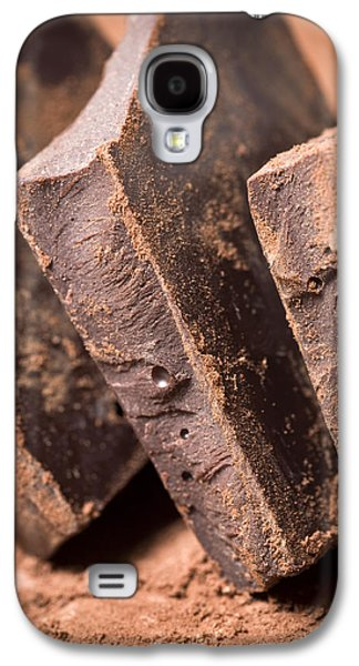 Brown Tones Galaxy S4 Cases - Chocolate Galaxy S4 Case by Frank Tschakert