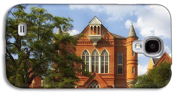 Tuscaloosa Galaxy S4 Cases - Clark Hall - University of Alabama Galaxy S4 Case by Mountain Dreams