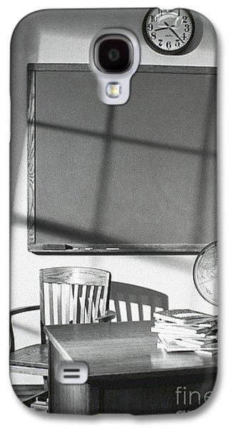 Schools Galaxy S4 Cases - Classroom Galaxy S4 Case by Tony Cordoza