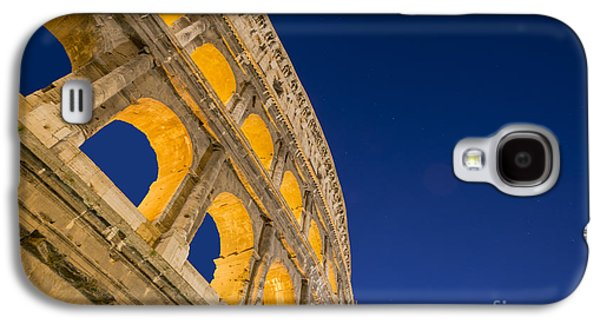 Open Air Theater Galaxy S4 Cases - Colosseum Galaxy S4 Case by Mats Silvan