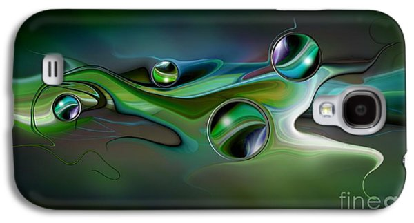 composition XIV Galaxy S4 Case by Franziskus Pfleghart