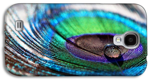 Decorative Photographs Galaxy S4 Cases - Concentric Circles Galaxy S4 Case by Lisa Knechtel
