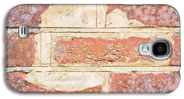Torn Galaxy S4 Cases - Damaged wall Galaxy S4 Case by Tom Gowanlock