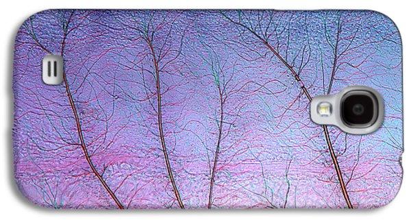 Damselfly Larva Gill Galaxy S4 Case by Marek Mis
