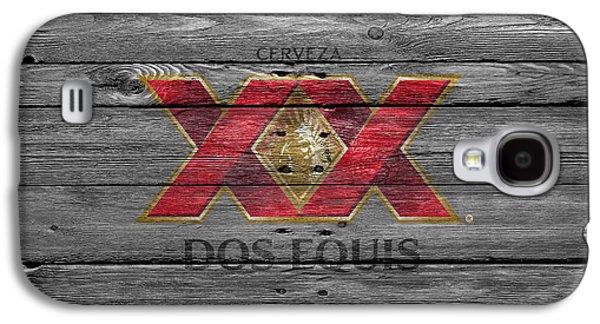 Breweries Galaxy S4 Cases - Dos Equis Galaxy S4 Case by Joe Hamilton