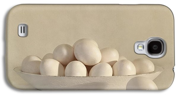 Tabletop Galaxy S4 Cases - Eggs Galaxy S4 Case by Priska Wettstein