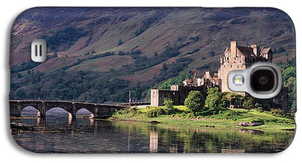 Eilean Donan Castle, Dornie Galaxy S4 Case by Panoramic Images