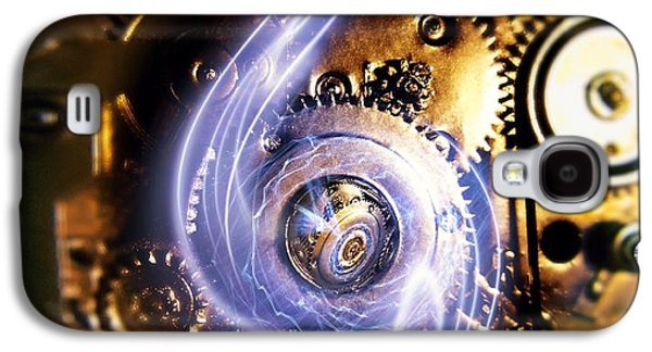 Component Photographs Galaxy S4 Cases - Electromechanics, Conceptual Image Galaxy S4 Case by Richard Kail
