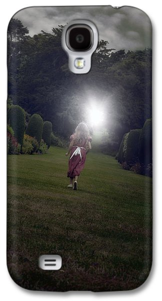Creepy Galaxy S4 Cases - Escape Galaxy S4 Case by Joana Kruse