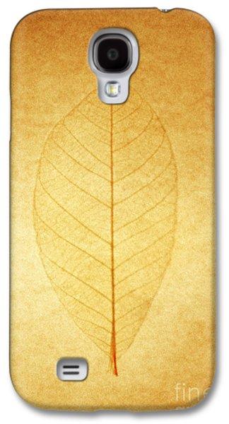 Brown Tones Galaxy S4 Cases - Fall 2010 Galaxy S4 Case by Tony Cordoza
