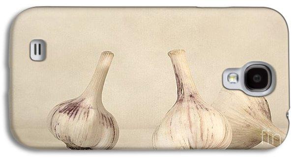 Life Galaxy S4 Cases - Fresh Garlic Galaxy S4 Case by Priska Wettstein
