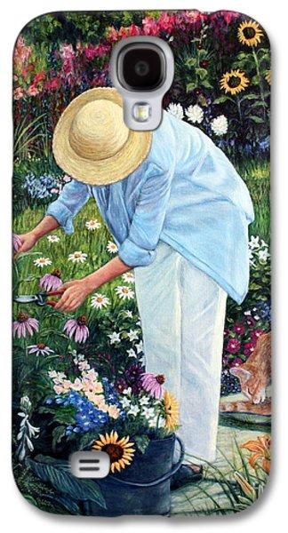 Gardener's Eden Galaxy S4 Case by Joey Nash