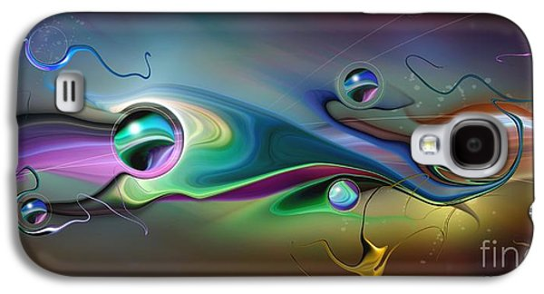 Brightly Galaxy S4 Cases - Heaven is not here Galaxy S4 Case by Franziskus Pfleghart