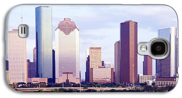 Business Galaxy S4 Cases - Houston Tx Galaxy S4 Case by Panoramic Images