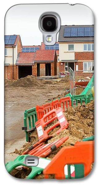 Hutton Rise Housing Development Galaxy S4 Case by Ashley Cooper