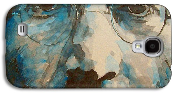 I Was The Dreamweaver Galaxy S4 Case by Paul Lovering