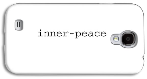 Inner Peace Galaxy S4 Cases - Inner-peace Galaxy S4 Case by Jason Michael Roust