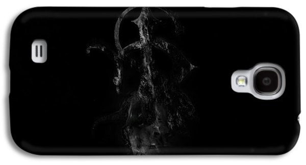 Puppy Digital Art Galaxy S4 Cases - Insolvent See Galaxy S4 Case by David Fox